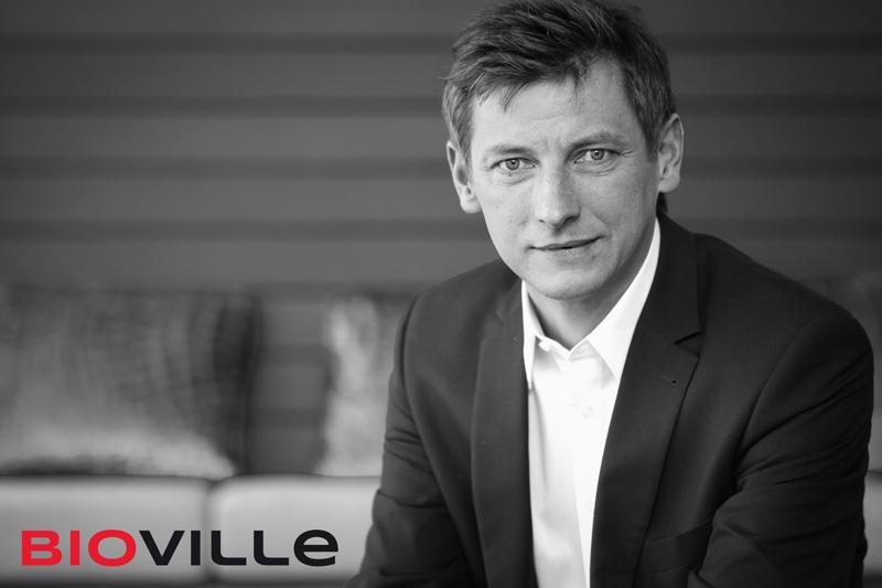Dr  Wilhelm Gerdes, Head of Business Development   Bioville